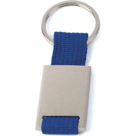 Sleutelhanger Macho blauw