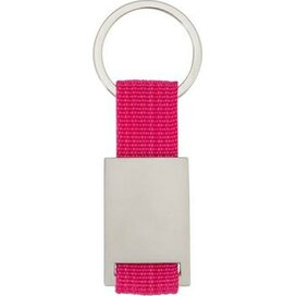 Sleutelhanger Macho roze