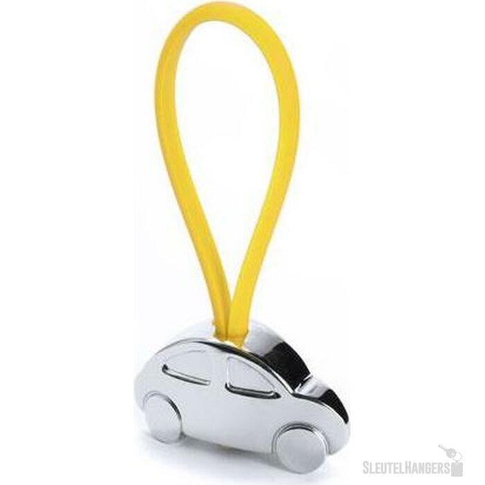 Sleutelhanger Max geel