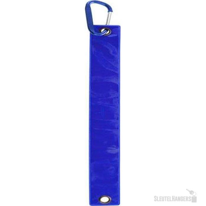 Sleutelhanger Ziggy blauw