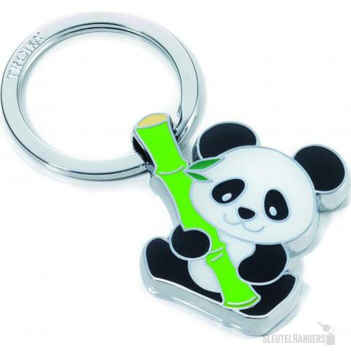 Sleutelhanger Bamboo Panda