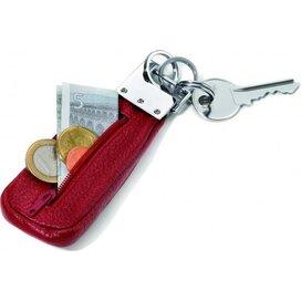 Sleutelhanger Pocket Money rood