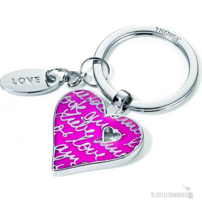 Sleutelhanger Lovely Heart