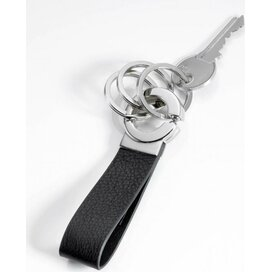Sleutelhanger Key-Click zwart