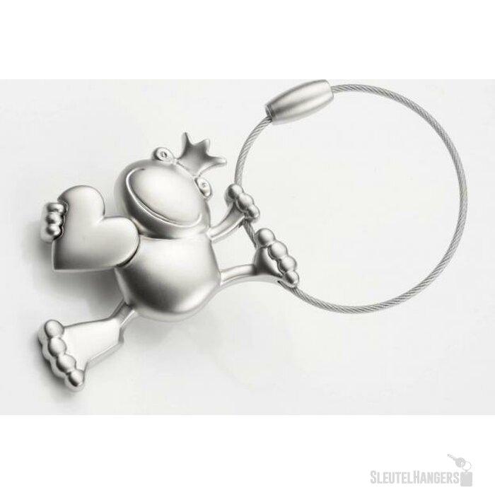 Sleutelhanger King Frog