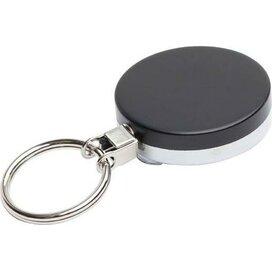 Jojo 43 met sleutelring & plastic draad zwart