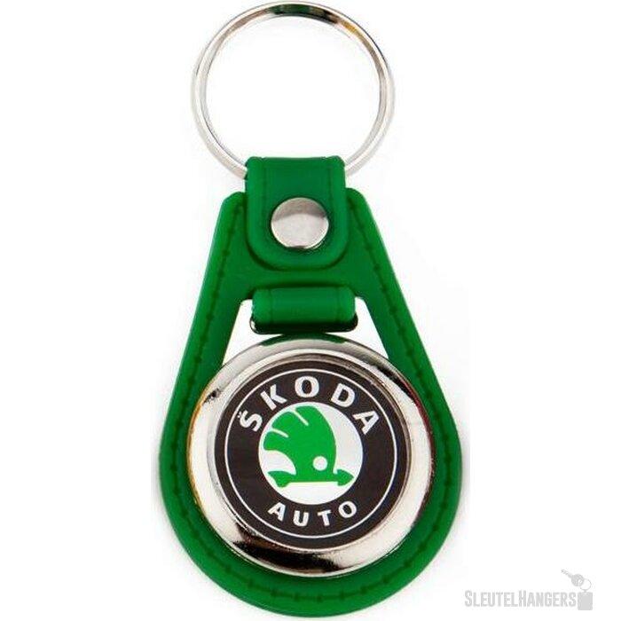 Sleutelhanger Hedy groen