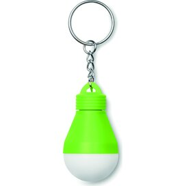 Sleuthanger met gloeilamp Ilumix Colour Lime groen