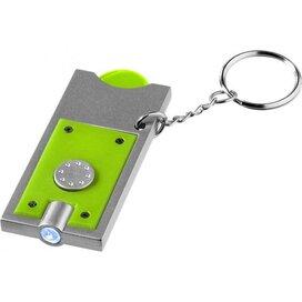 Sleutelhanger Allegro lime