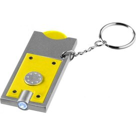 Sleutelhanger Allegro geel