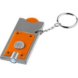 Sleutelhanger Allegro oranje