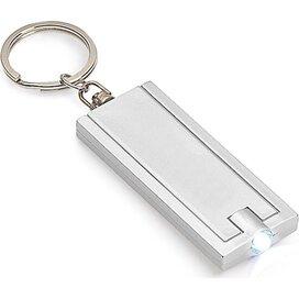 Sleutelhanger Met Lampje Guadalest Zilver