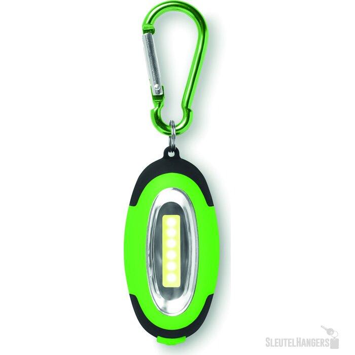 Lampje met COB LED Cobie Lime groen