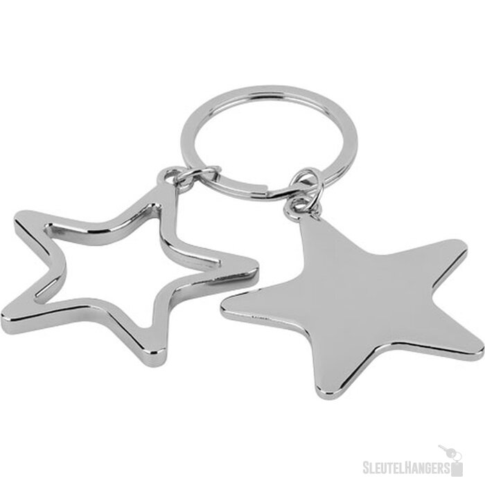 Star sleutelhanger