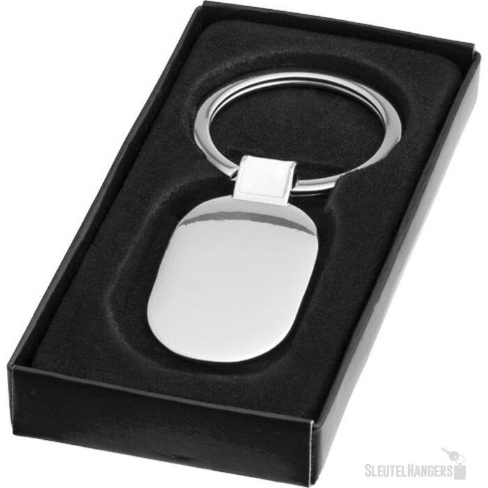 Barto sleutelhanger Zilver,Wit
