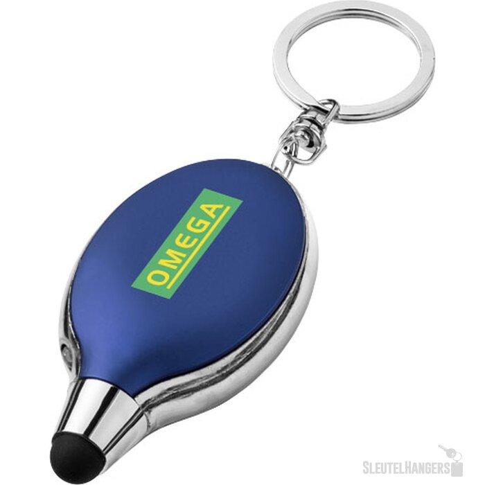 Presto sleutelhangerlampje en stylus koningsblauw