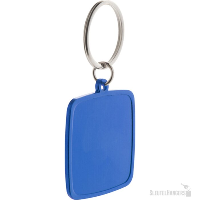 Squix Sleutelhanger (Kobalt) Blauw