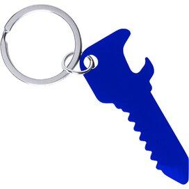 Teruk Flesopener Sleutelhanger  (kobalt) Blauw