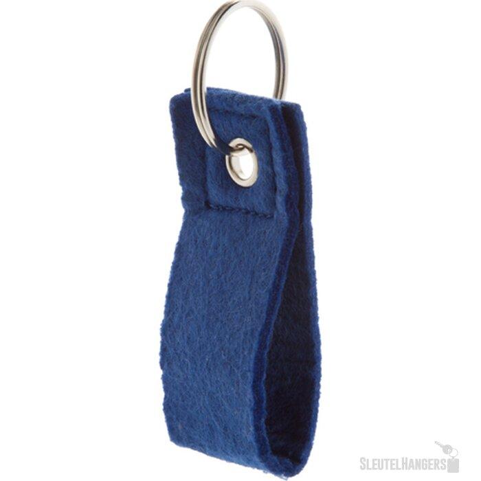 Yeko Sleutelhanger (kobalt) Blauw
