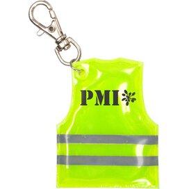 Pit Lane Sleutelhanger Mini Veiligheidvestje