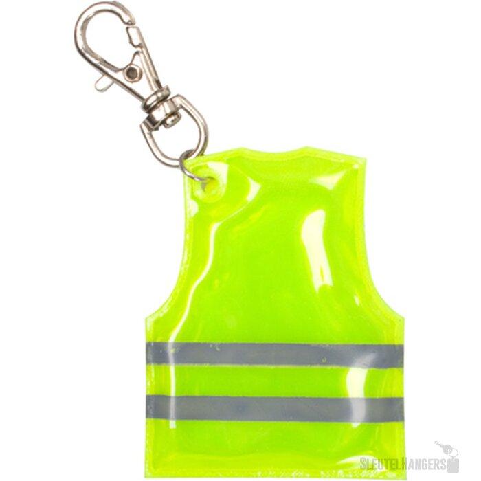 Pit Lane Sleutelhanger Mini Veiligheidsvestje
