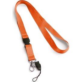 Lanyard Oranje