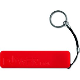 Slim PowerBank 2200mAh      -22 Powermate Rood