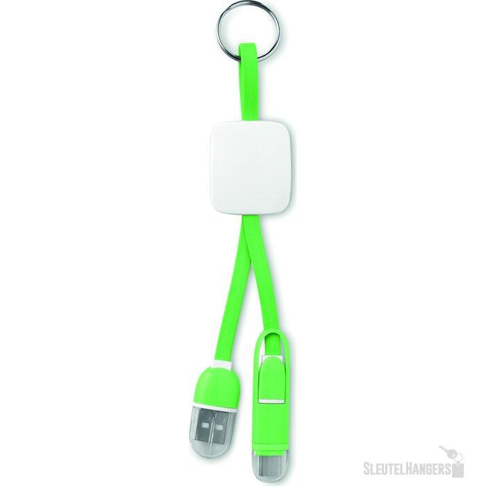 Sleutelhanger type c Key ring c limoen