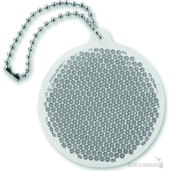 Reflector rond Catcho Wit