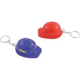 Sleutelhanger Helm met flesopener rood