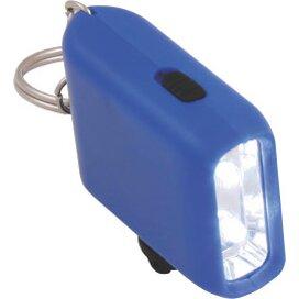 Sleutelhanger zaklantaarn / draaikat SALE donkerblauw