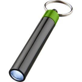 Retro sleutelhangerlampje Groen