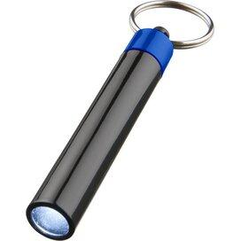 Retro sleutelhangerlampje koningsblauw
