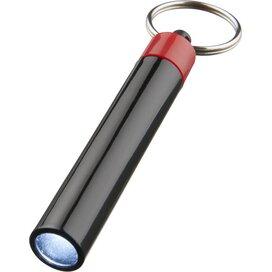 Retro sleutelhangerlampje Rood