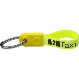 Ad-Loop ® Mini sleutelhanger geel