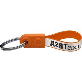 Ad-Loop ® Mini sleutelhanger Oranje