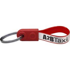 Ad-Loop ® Mini sleutelhanger Rood